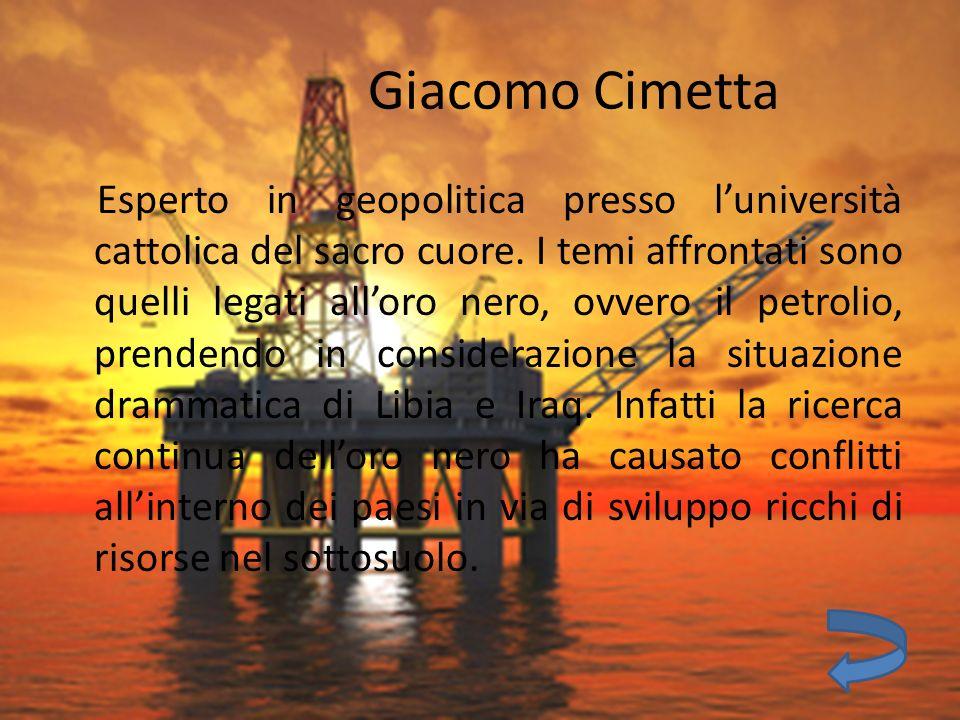Giacomo Cimetta