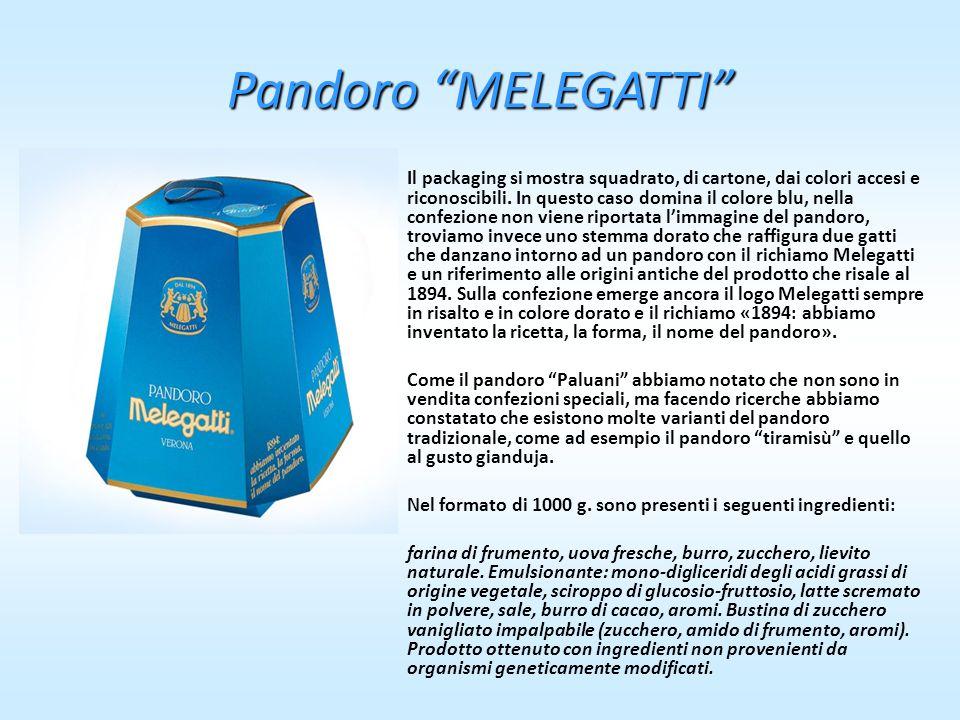 Pandoro MELEGATTI
