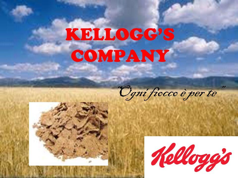 KELLOGG'S COMPANY Ogni fiocco è per te