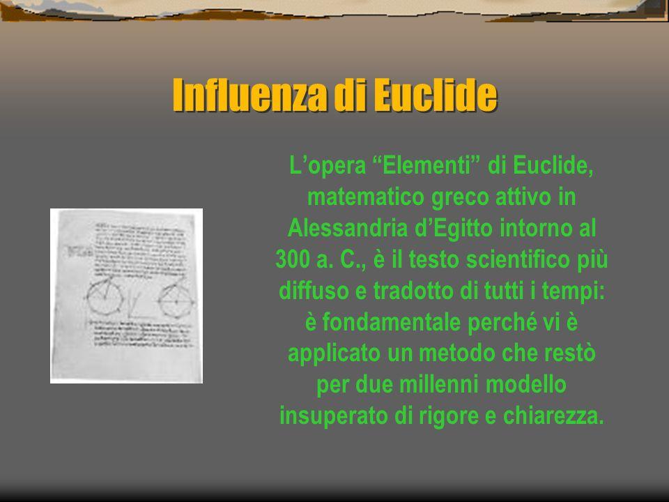 Influenza di Euclide