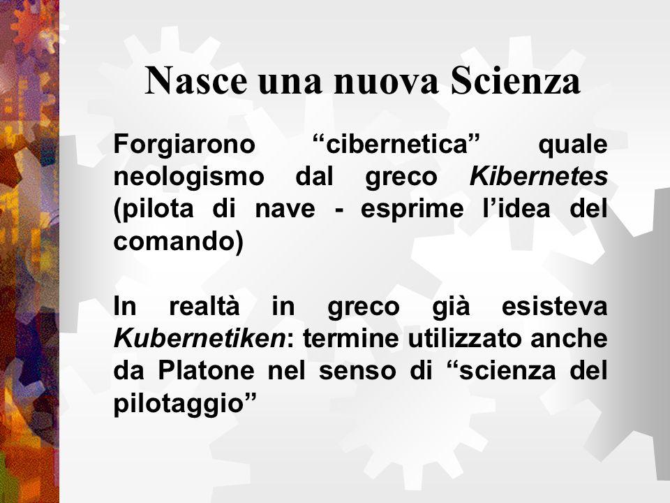 Nasce una nuova Scienza