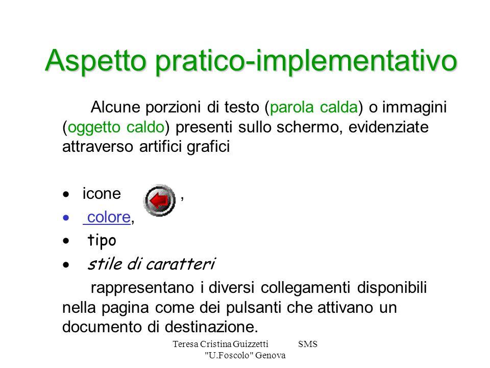 Aspetto pratico-implementativo