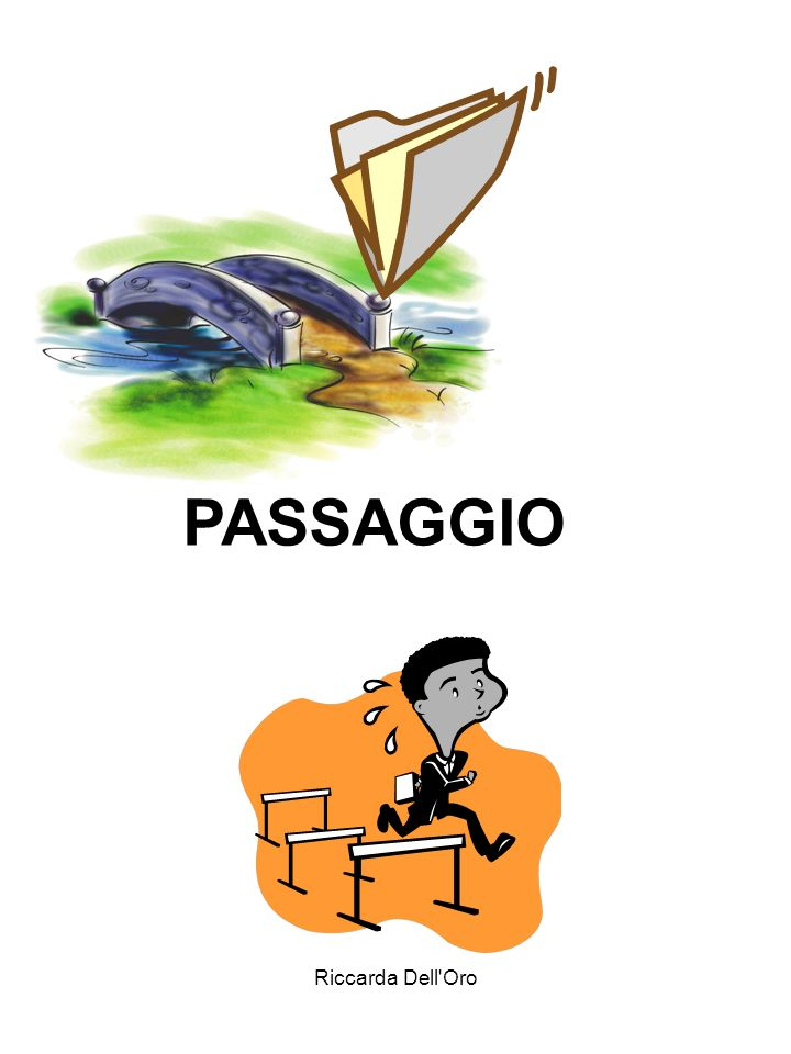 PASSAGGIO Riccarda Dell Oro