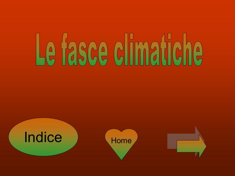 Le fasce climatiche Indice Home