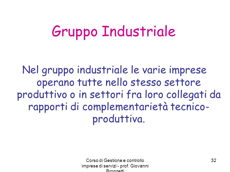 Gruppo Industriale