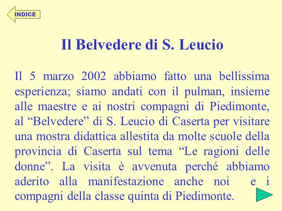 Il Belvedere di S. Leucio