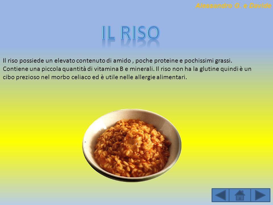 Il riso Alessandro G. e Davide