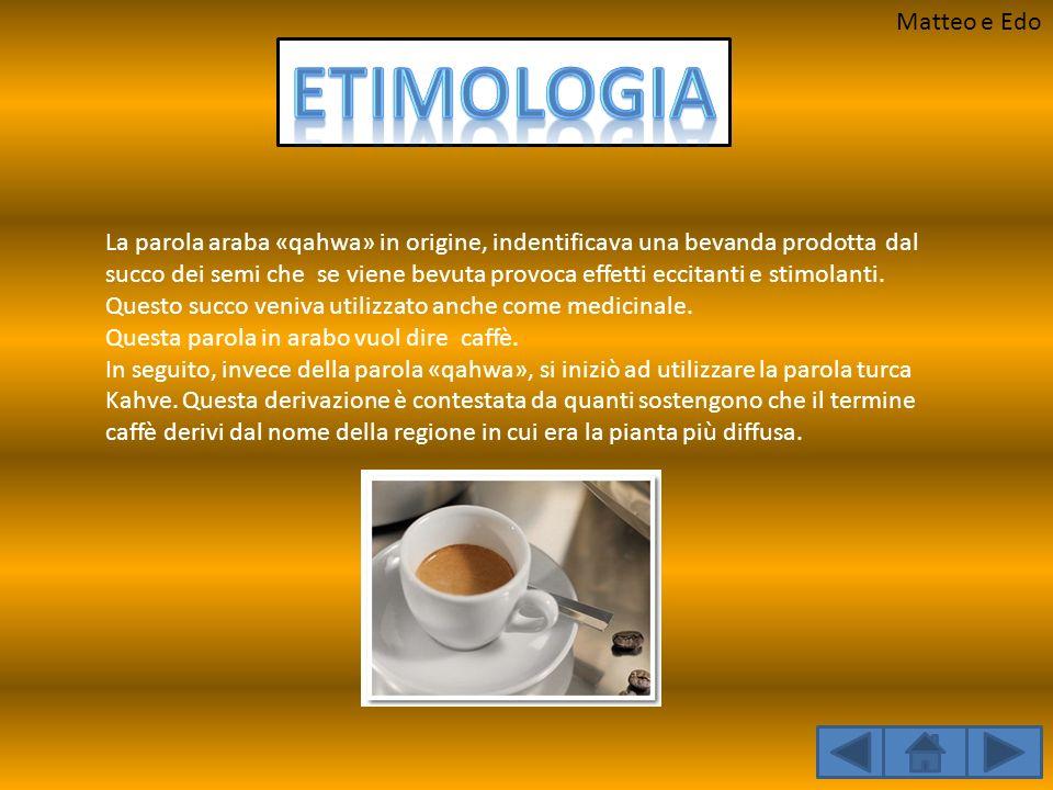 Etimologia Matteo e Edo
