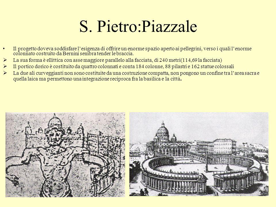 S. Pietro:Piazzale