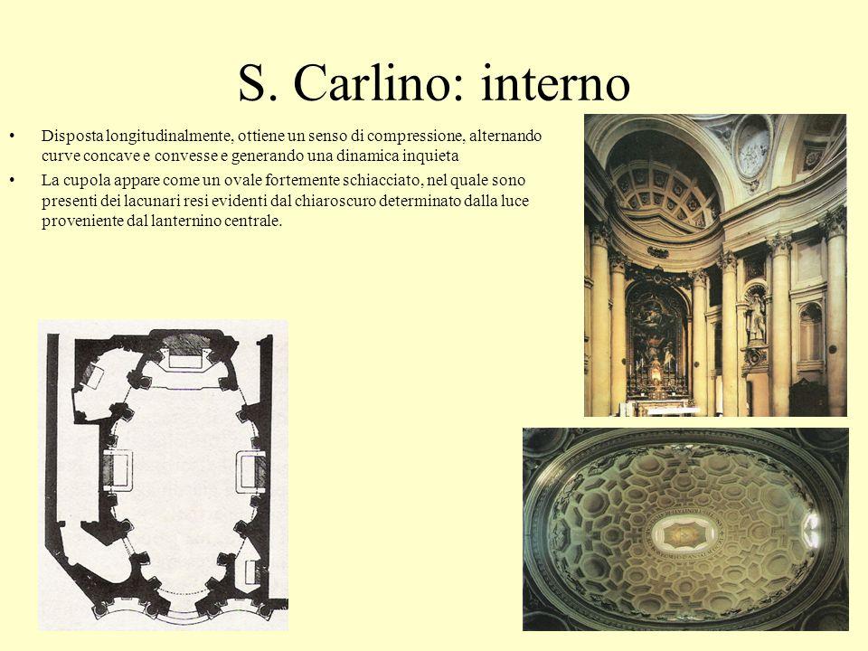 S. Carlino: interno