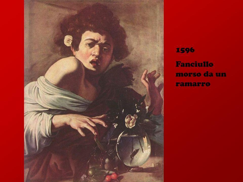 1596 Fanciullo morso da un ramarro