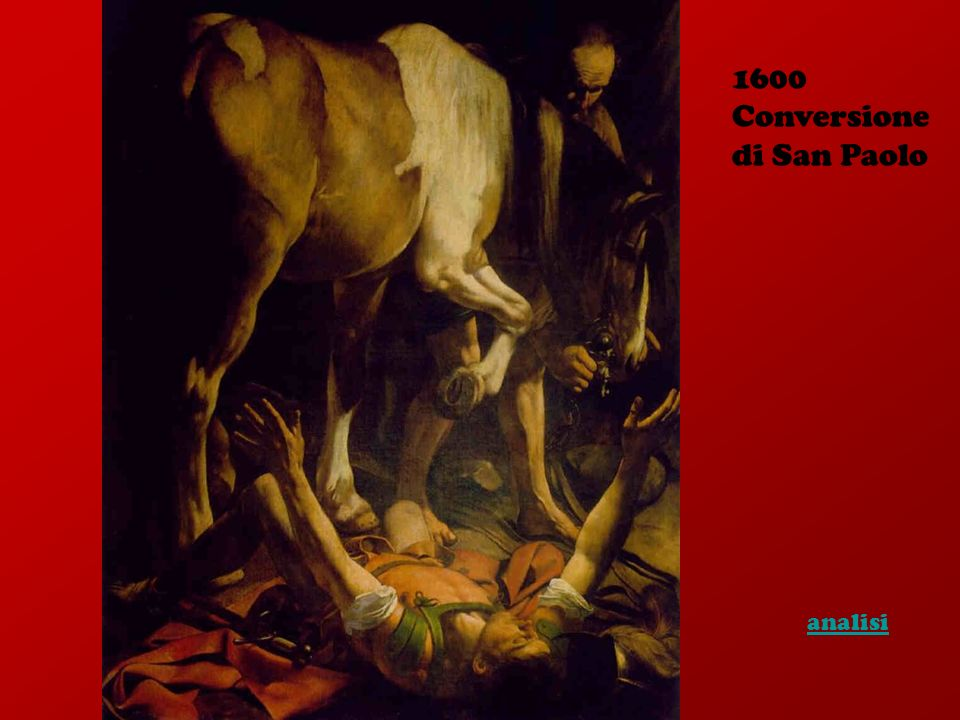 1600 Conversione di San Paolo