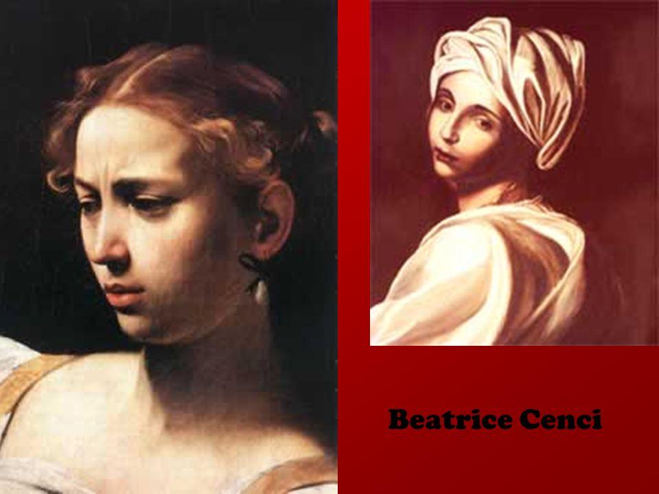 Beatrice Cenci