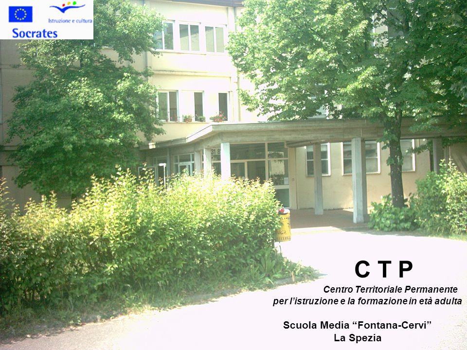 C T P Scuola Media Fontana-Cervi La Spezia