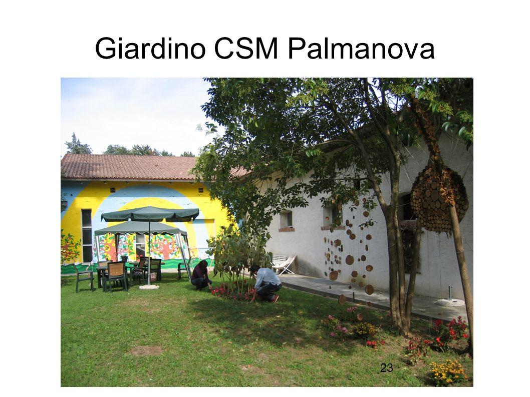 Giardino CSM Palmanova