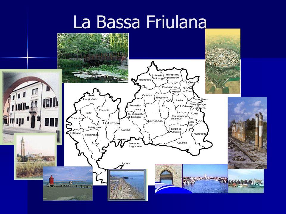 La Bassa Friulana