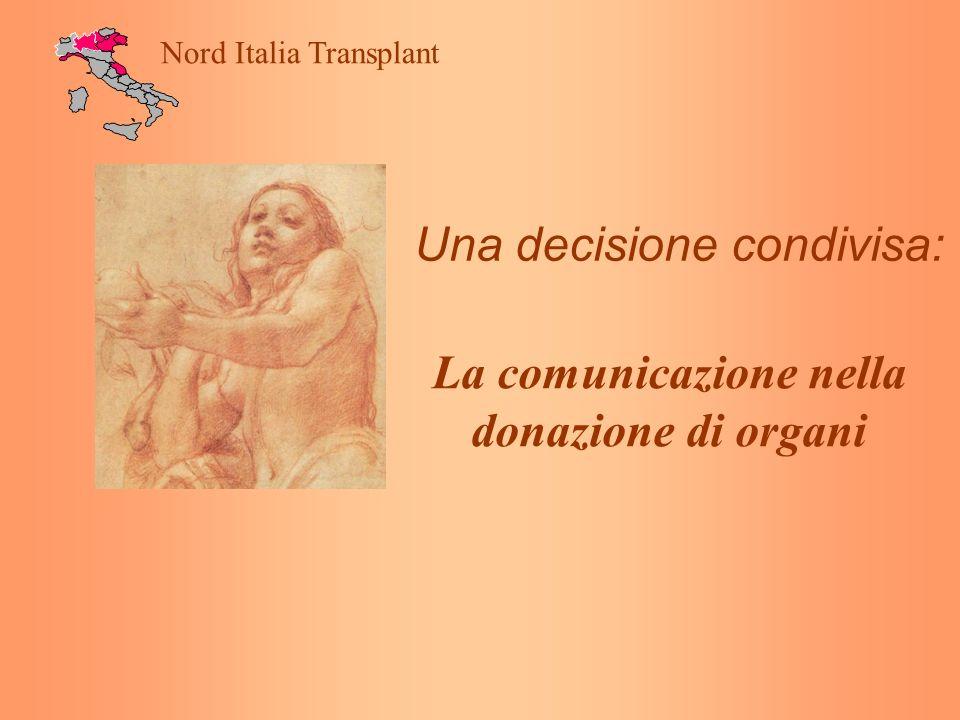 La comunicazione nella donazione di organi
