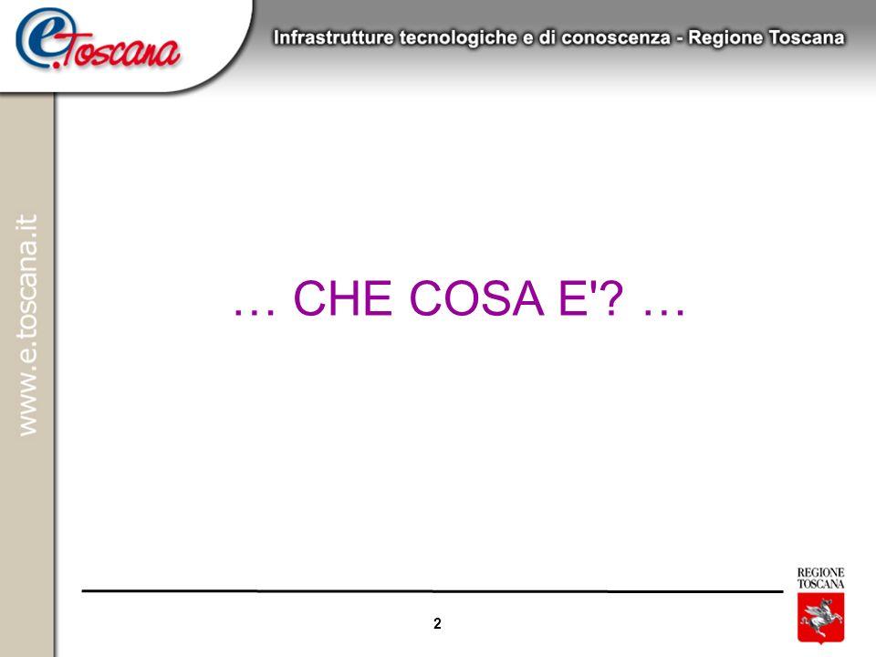 18/06/08 … CHE COSA E …