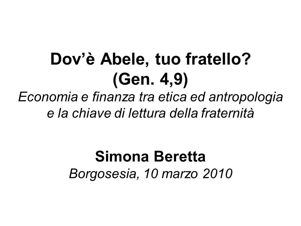 Simona Beretta Borgosesia, 10 marzo 2010