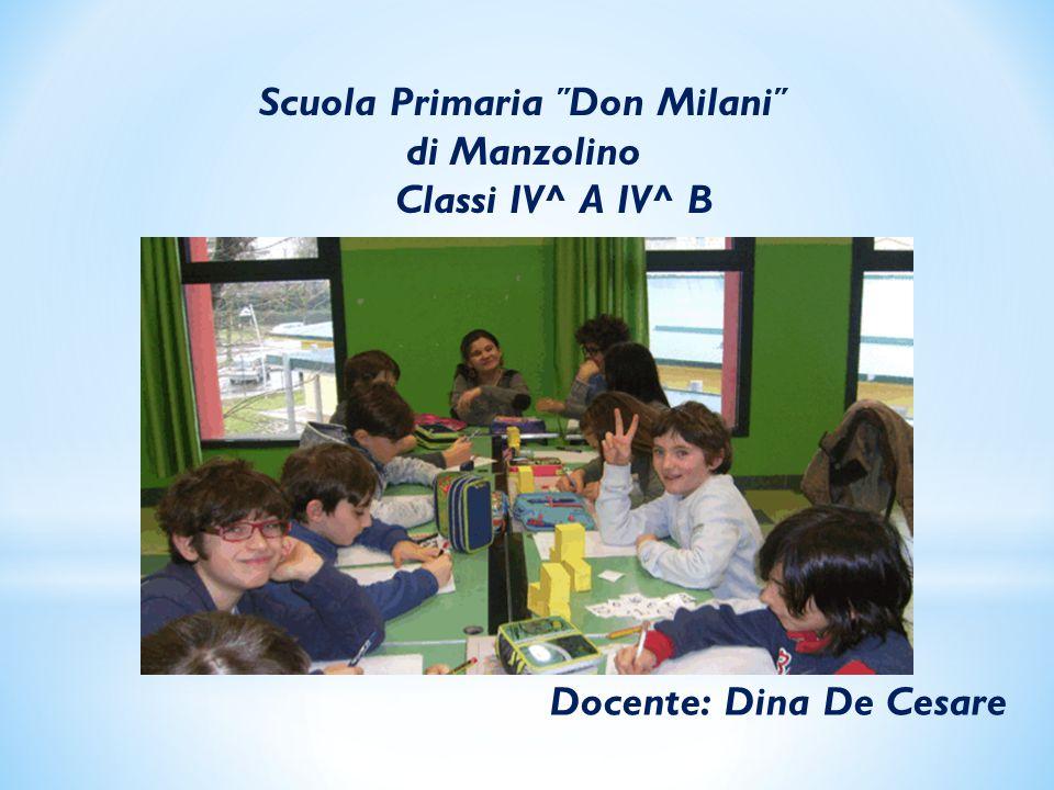 Docente: Dina De Cesare