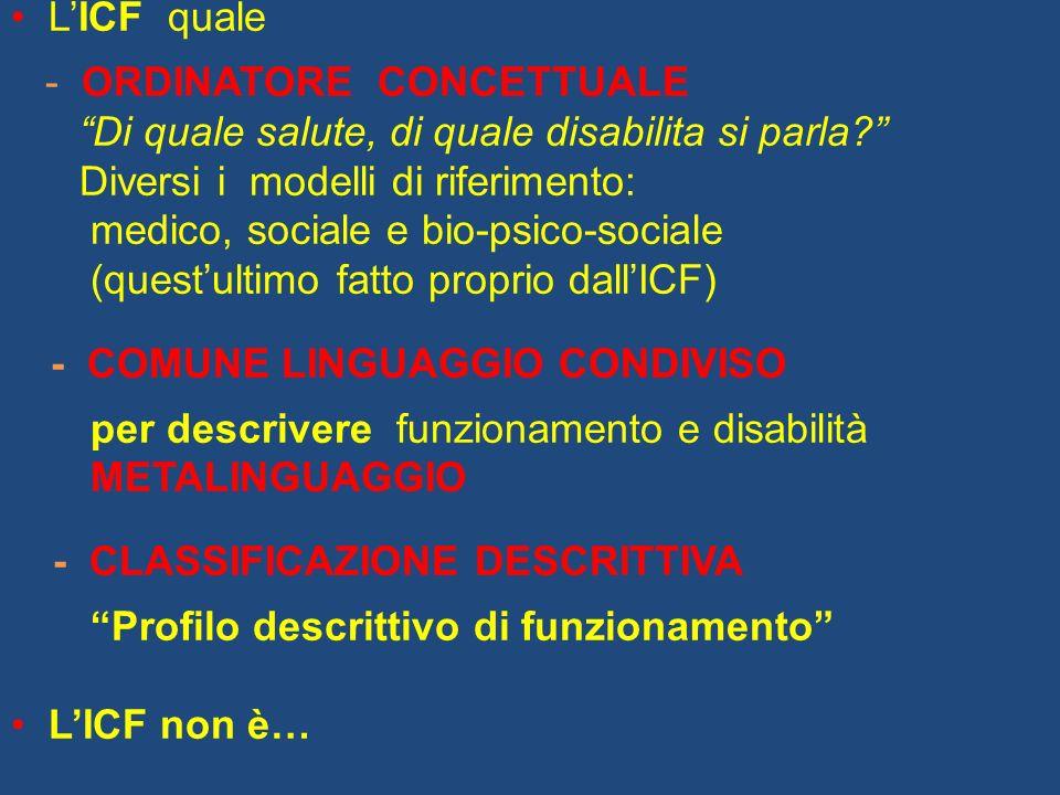 - ORDINATORE CONCETTUALE