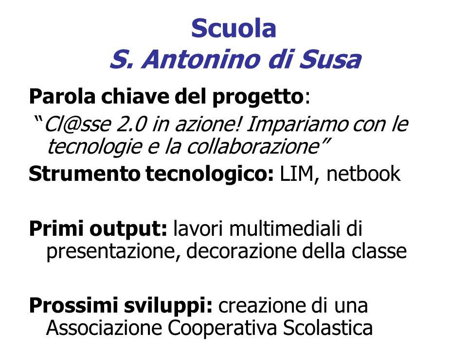 Scuola S. Antonino di Susa
