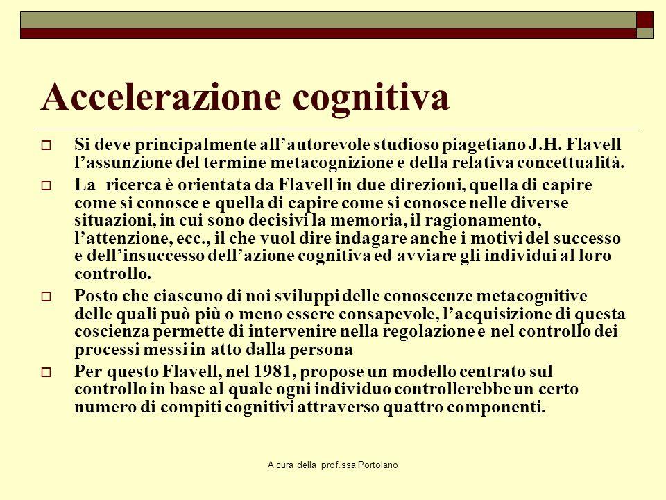 Accelerazione cognitiva