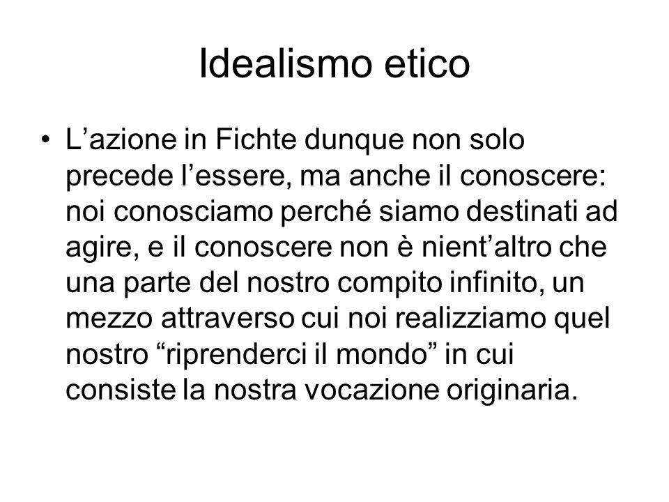 Idealismo etico