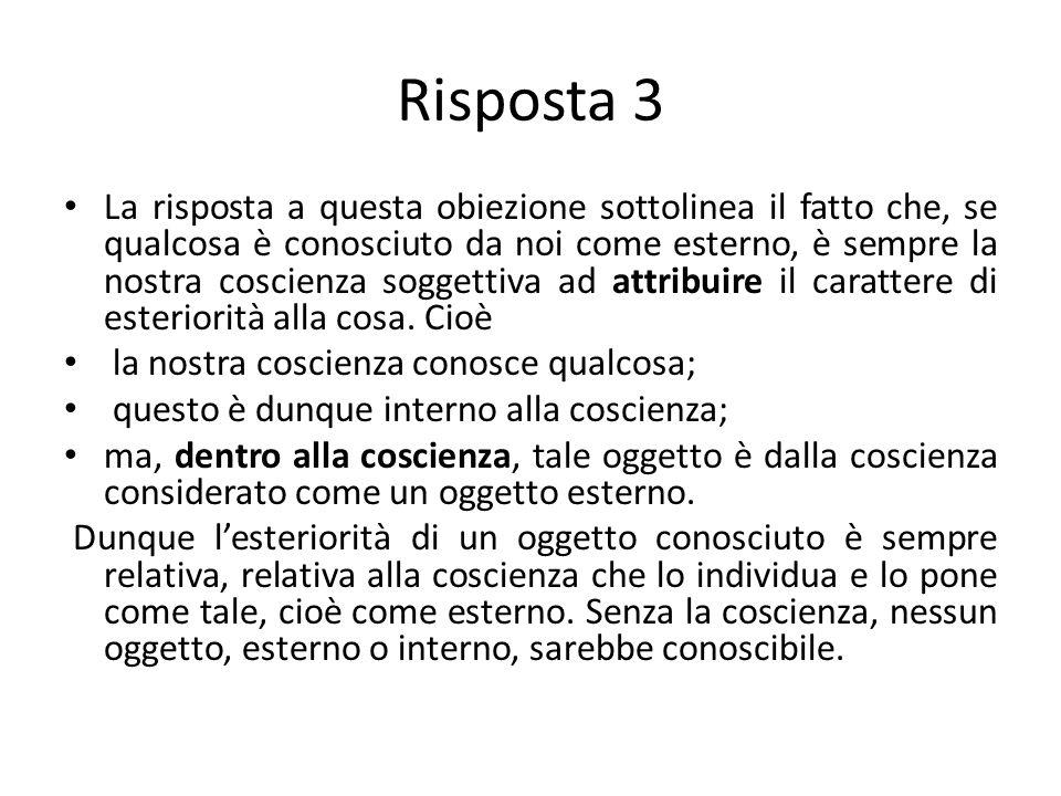 Risposta 3
