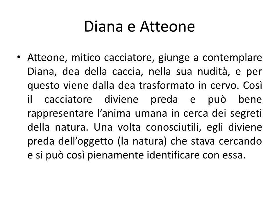 Diana e Atteone
