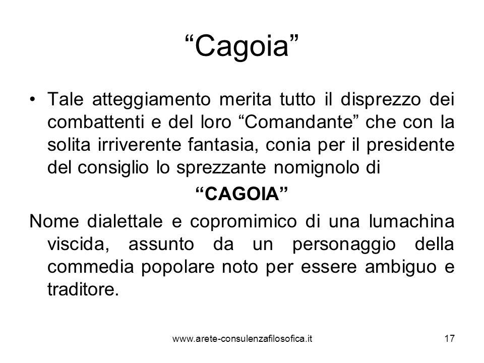 Cagoia