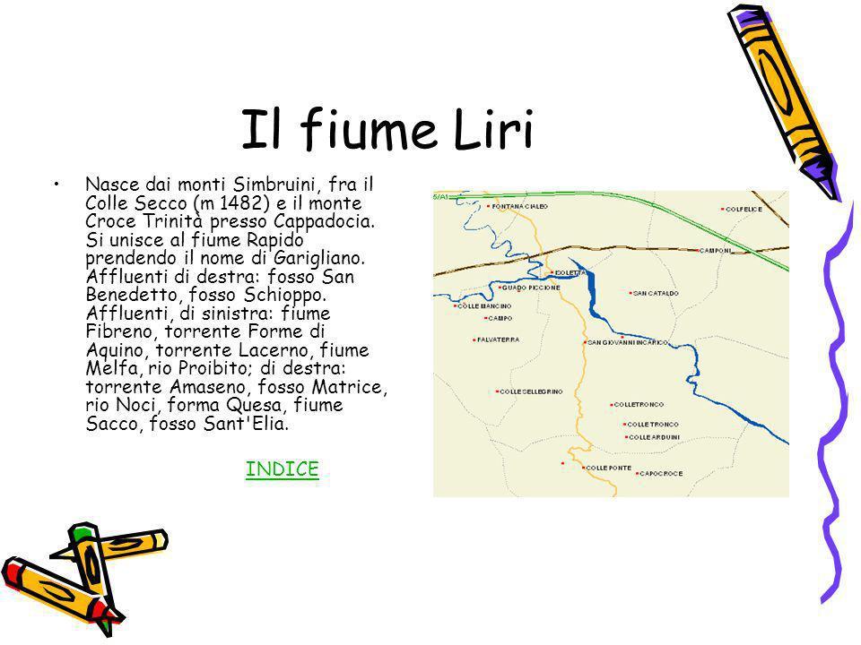 Il fiume Liri