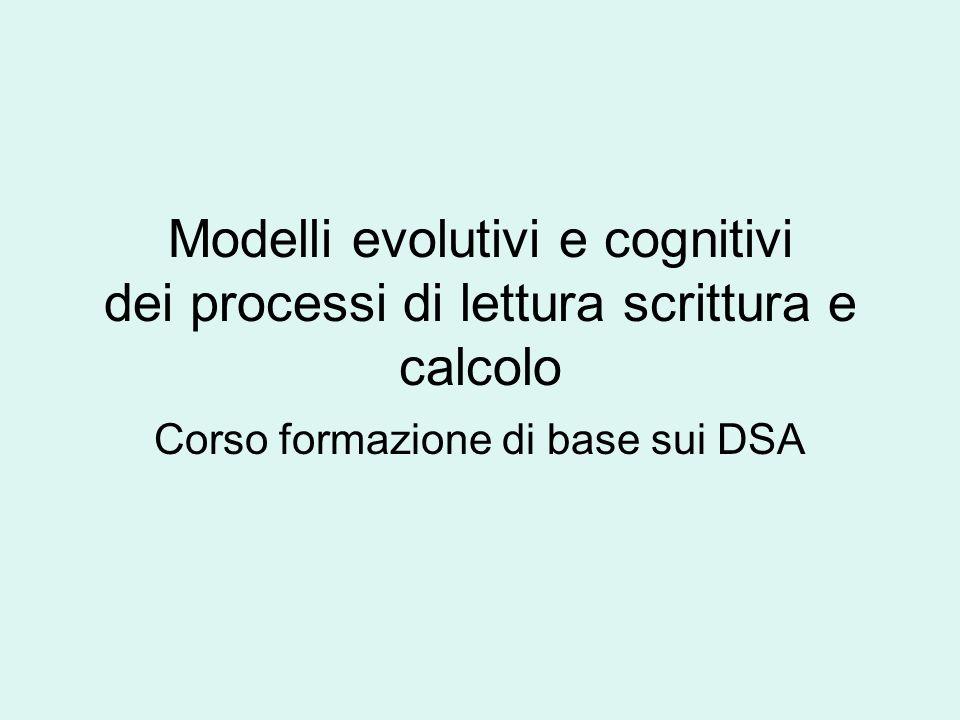 Corso formazione di base sui DSA
