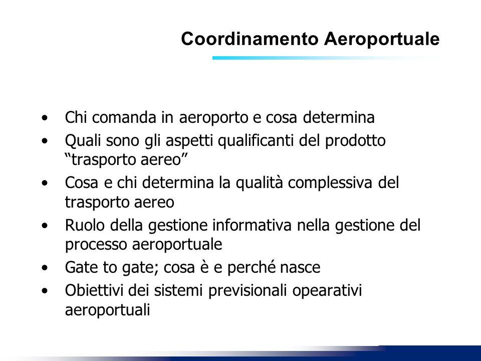 Coordinamento Aeroportuale