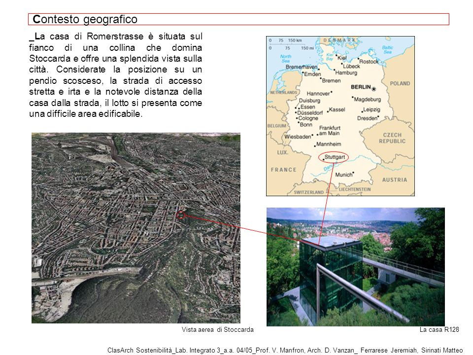 Contesto geografico