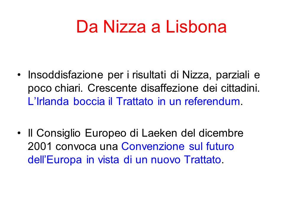 Da Nizza a Lisbona