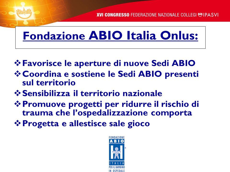 Fondazione ABIO Italia Onlus: