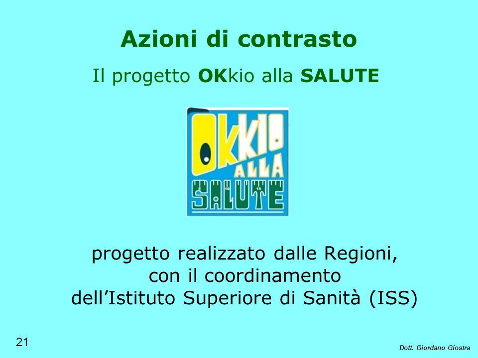 Il progetto OKkio alla SALUTE