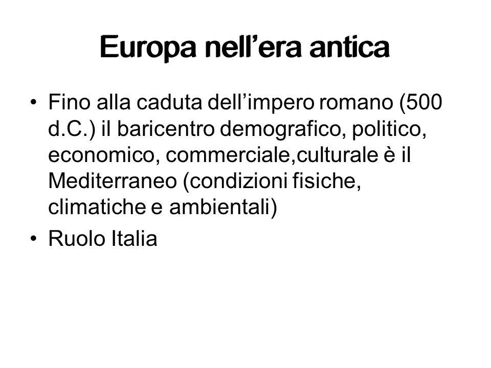 Europa nell'era antica