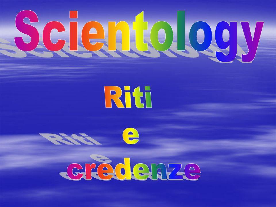 Scientology Riti e credenze