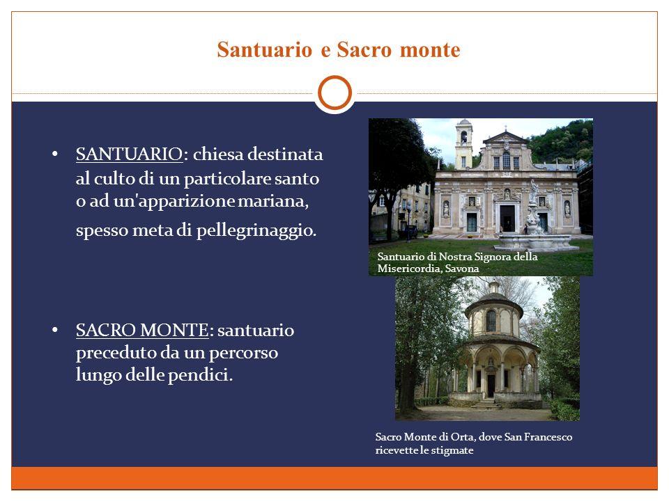 Santuario e Sacro monte