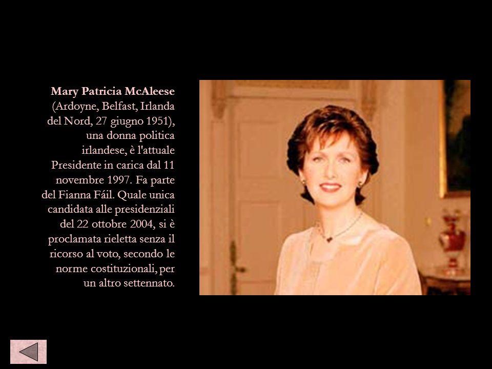 Mary mc aleese