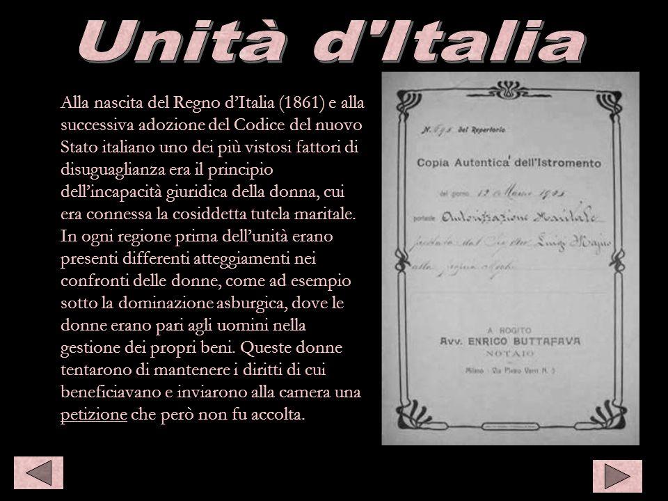 Unità d Italia