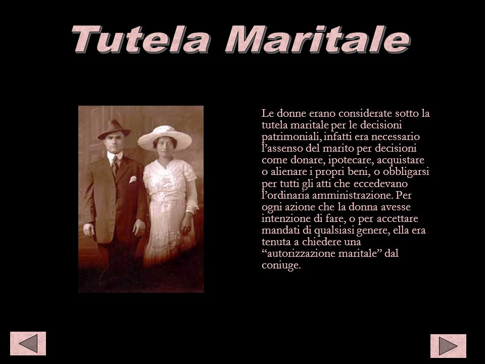 Tutela Maritale