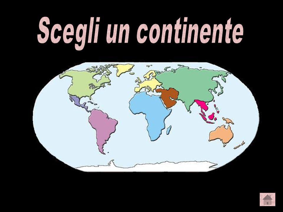 Continenti Scegli un continente