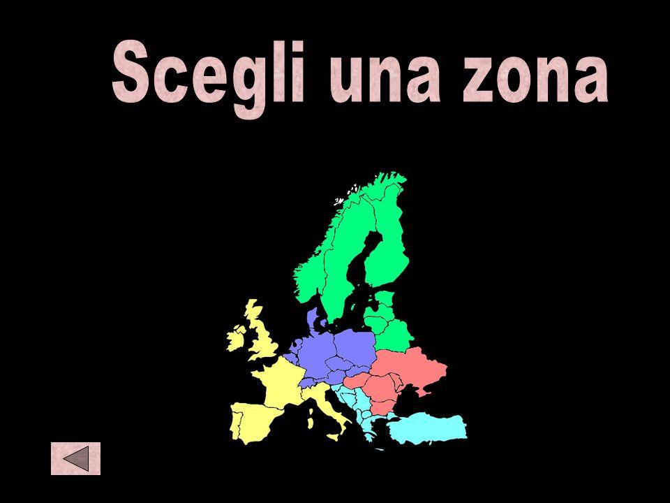 europa Scegli una zona