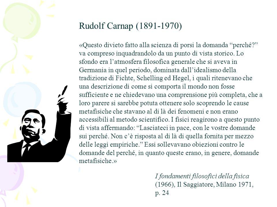Rudolf Carnap (1891-1970)