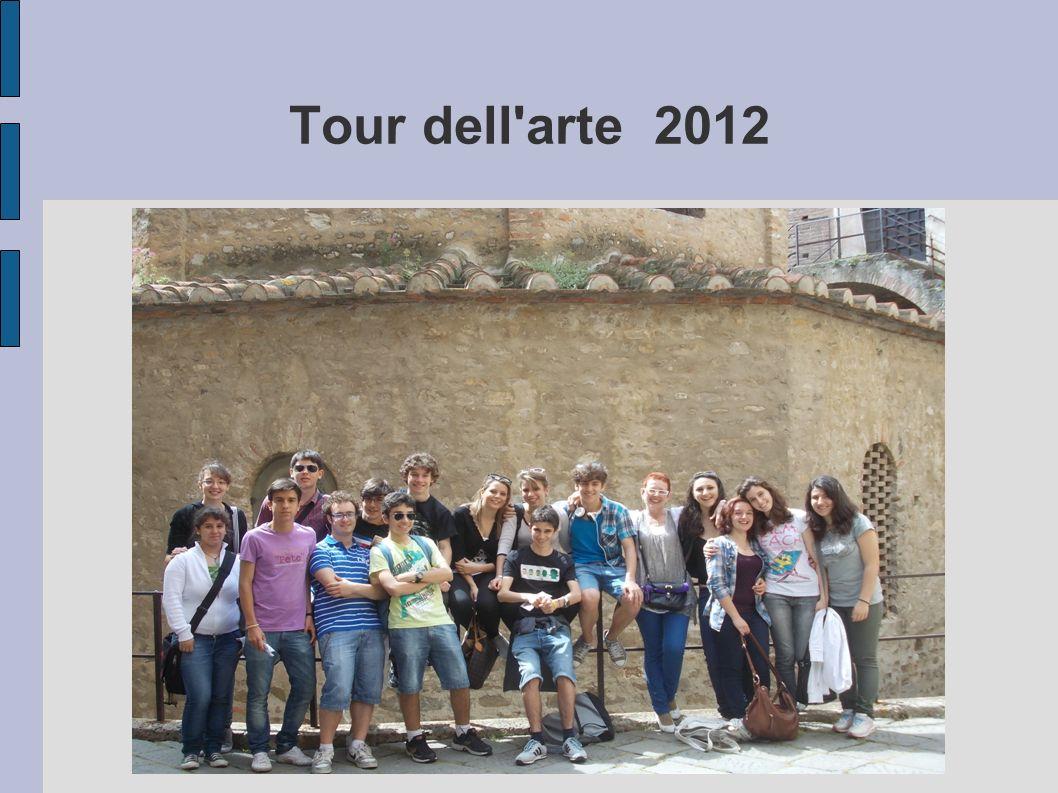 Tour dell arte 2012