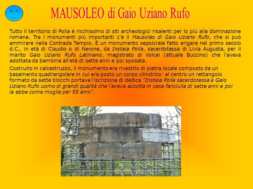 MAUSOLEO di Gaio Uziano Rufo