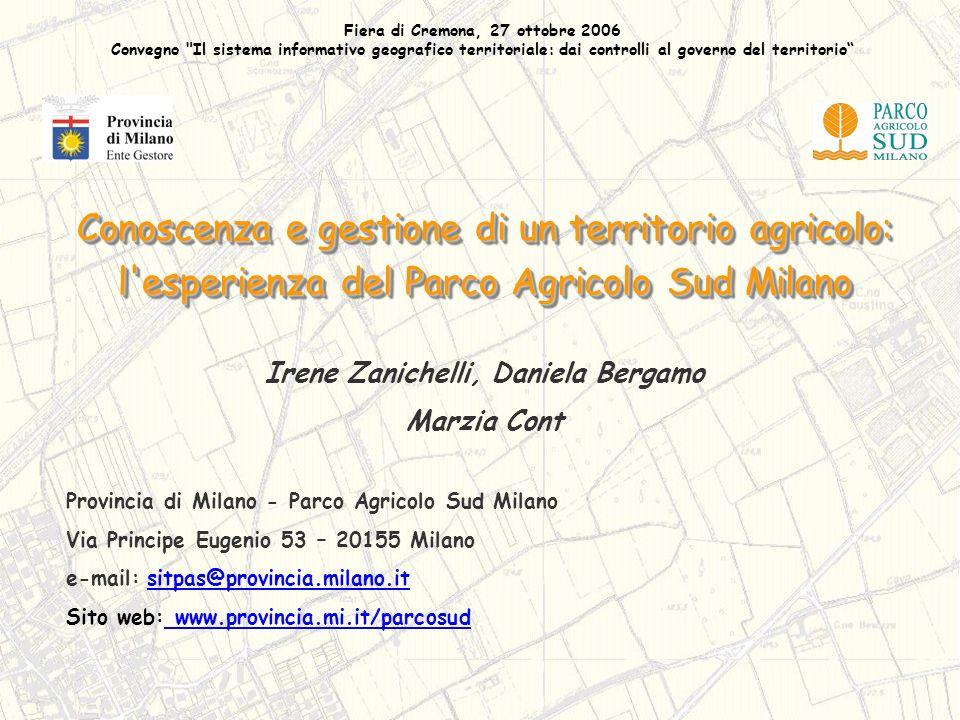 Fiera di Cremona, 27 ottobre 2006 Irene Zanichelli, Daniela Bergamo